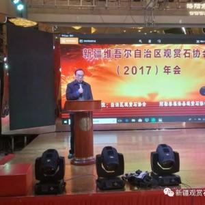 新疆观赏石协会(2017)总结年会盛大召开!